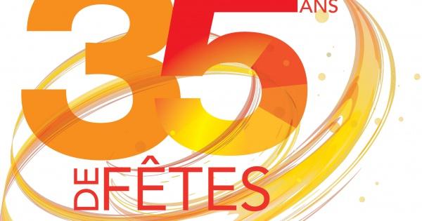 Gala des 35 ans de la Ronde des fêtes